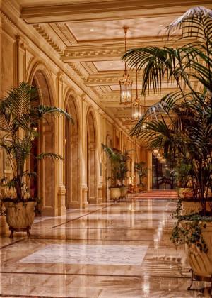 酒店收银台的装修风水,太高会阻挡财路