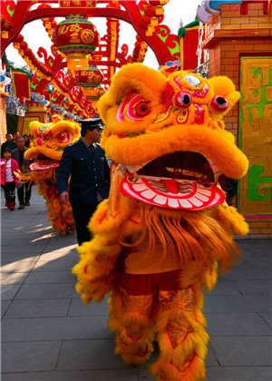 春节逛庙会的习俗怎么来的,古代属于祭祀的仪式