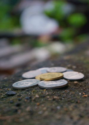 水里放几个硬币财运好?双数能帮助投资获利