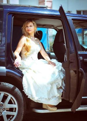 關于婚車使用的風水,車隊數量要吉利