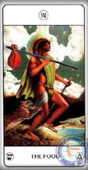 古埃及时代之旅塔罗