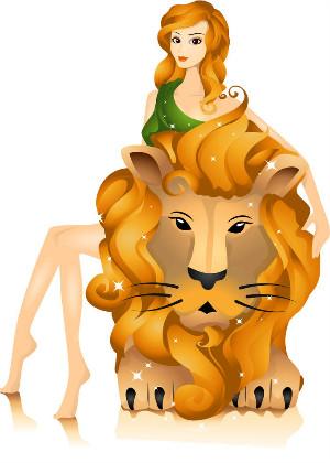 狮子座女生迷人的地方:霸气的女王大人