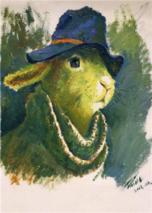 属兔人腊月出生的命运,这个月出生的兔子命好吗?