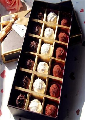 十二星座专属巧克力品牌,天秤最有贵族气息