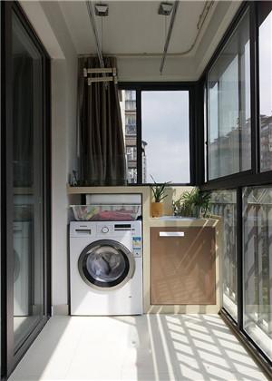 阳台摆放洗衣机的风水禁忌,这些你知道吗?