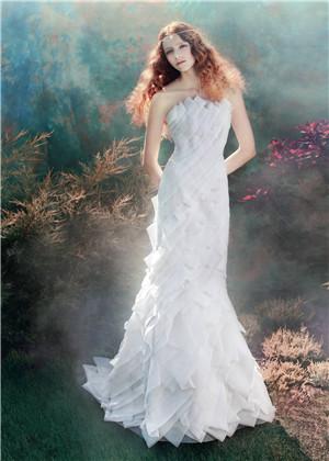 梦见自己穿婚纱,对大部分人来说好运就要来临