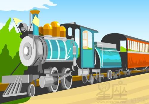 梦见火车翻了是什么意思 运气怎么样