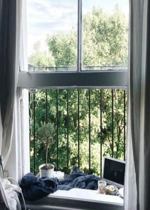夫妻卧室窗帘颜色风水,选择粉色完全是自找苦吃