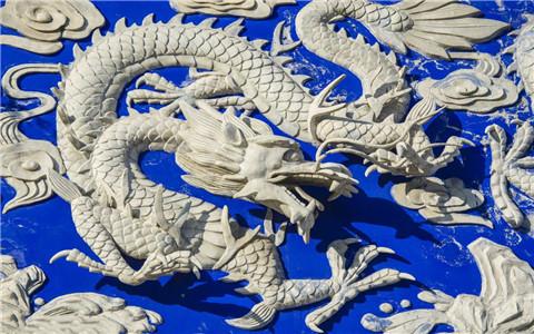 十二星座代表的龙,白羊座喷火双鱼座发水