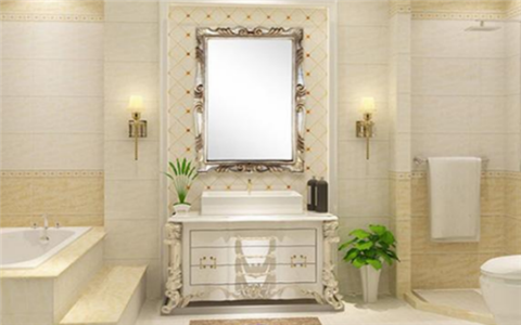 浴室镜子风水禁忌,摆对了万事大吉