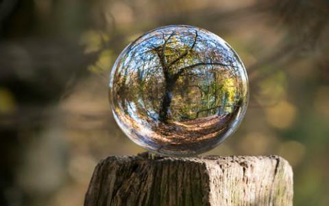 水晶球风水作用与讲究,真的不能乱摆的