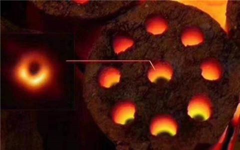 12星座会把首张黑洞照片PS成什么?简直鬼畜