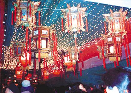 古风元宵节花灯图片