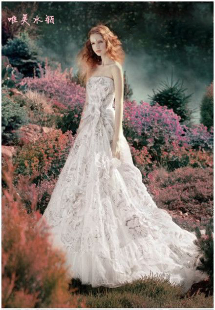 十二星座专属婚纱