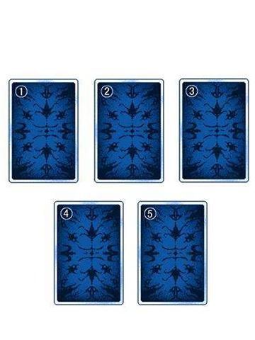 了解塔罗幸运五指占卜法